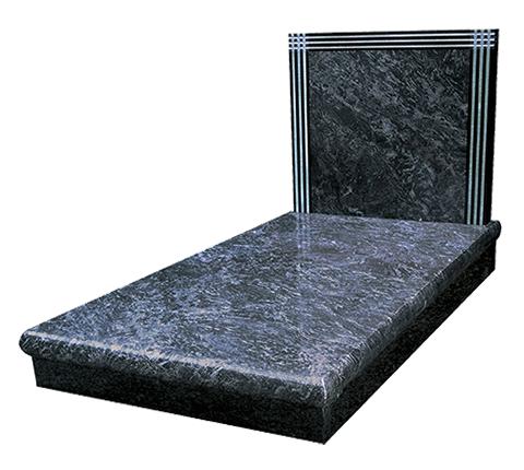 Epure - Maes Blue Monument funéraire Sansone Origine personnalisable classiques ou contemporains