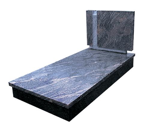 Fusion – Macajuba Monument funéraire Sansone Origine personnalisable classiques ou contemporains