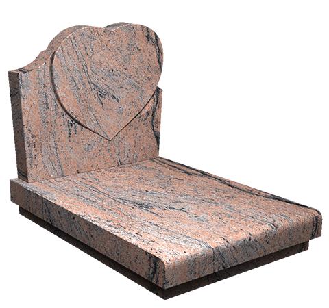 Le monument cinéraire Recueil en Indian Juparana