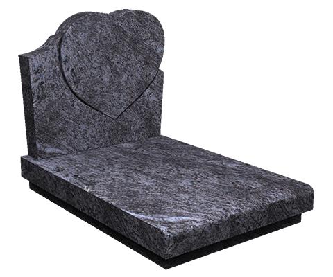 Le monument cinéraire Recueil en Maes Blue