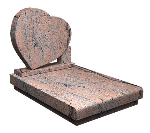 Le monument cinéraire Pensée Sansone Origine en Indian Juparana