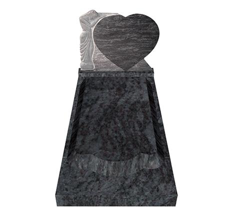Prière - Maes Blue Monument funéraire Sansone Origine personnalisable classiques ou contemporains