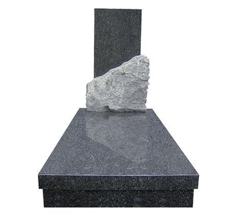 Récif - Labrador Bleu Sansone Origine Monument sur mesure creation unique entièrement personnalisable