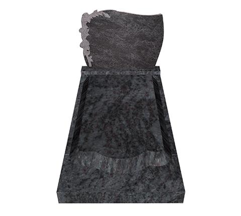 Rose - Maes Blue Monument funéraire Sansone Origine personnalisable classiques ou contemporains