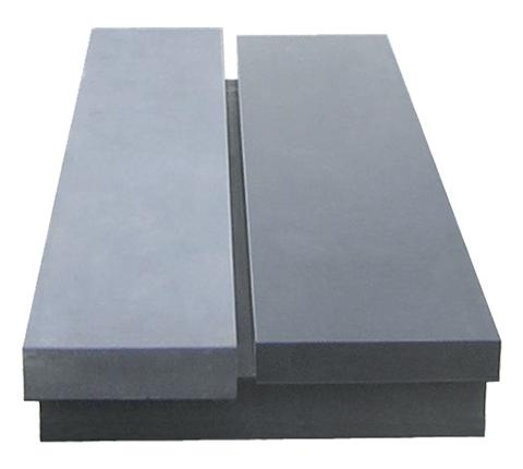 Sillon - Noir Fin adouci et sablé Sansone Origine Monument sur mesure creation unique entièrement personnalisable