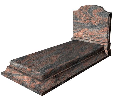 Tradition - Indian Juparana Monument funéraire Sansone Origine personnalisable classiques ou contemporains