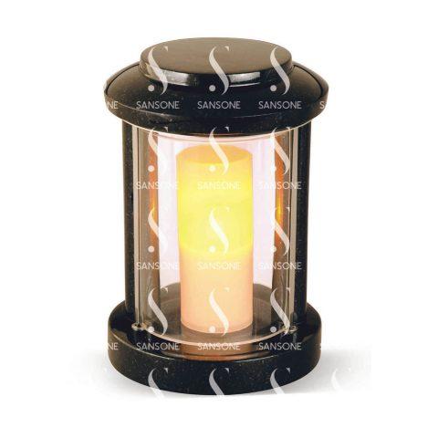 LA0324 - Lanterne ronde en granit