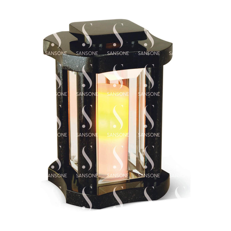 LA0525 -  Lanterne en granit