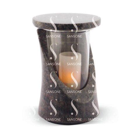 LA0120 - Lanterne en granit