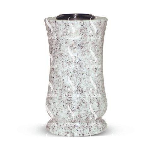T55 - Vase tourné en granit