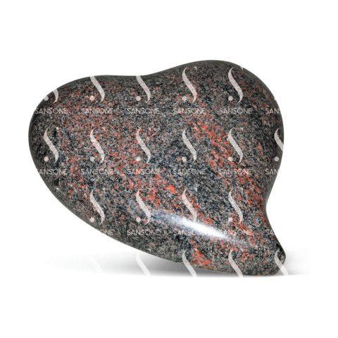 CO3010 - Coeur larme en granit