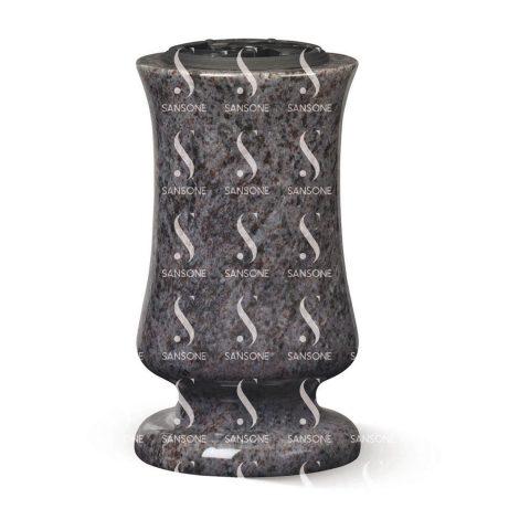 T35 - Vase tourné en granit