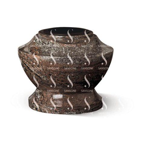 T6-23 - Vase coupe en granit