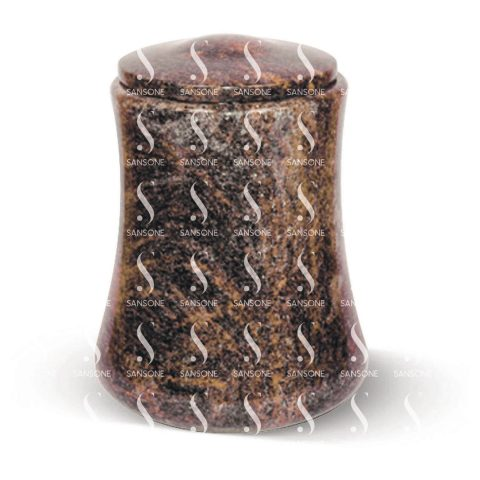 U30 - Urne Pivoine en granit
