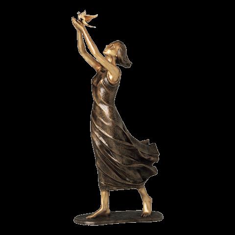 Lettres et motifs Bronze