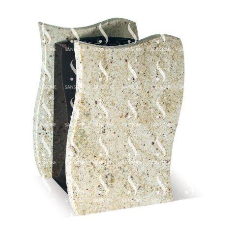 VA01 - Vase Arabesque en granit