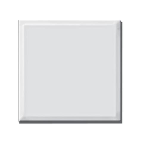 Photo Porcelaine – Représentation de la photographie du défunt sur un support porcelaine carre