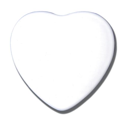 Photo Porcelaine – Représentation de la photographie du défunt sur un support porcelaine coeur