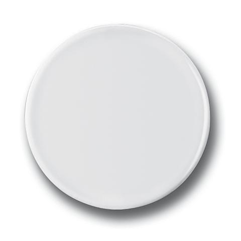 Photo Porcelaine – Représentation de la photographie du défunt sur un support porcelaine rond