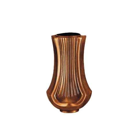 vase en bronze funeraire tombe