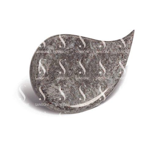 GOU5040 Goutte – Décor en granit mae
