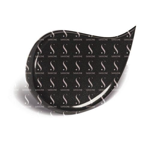 GOU5040 Goutte – Décor en granit noir fin